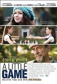 F. Murray Abraham, Fatima Ptacek, and Makenna Ballard in A Little Game (2014)