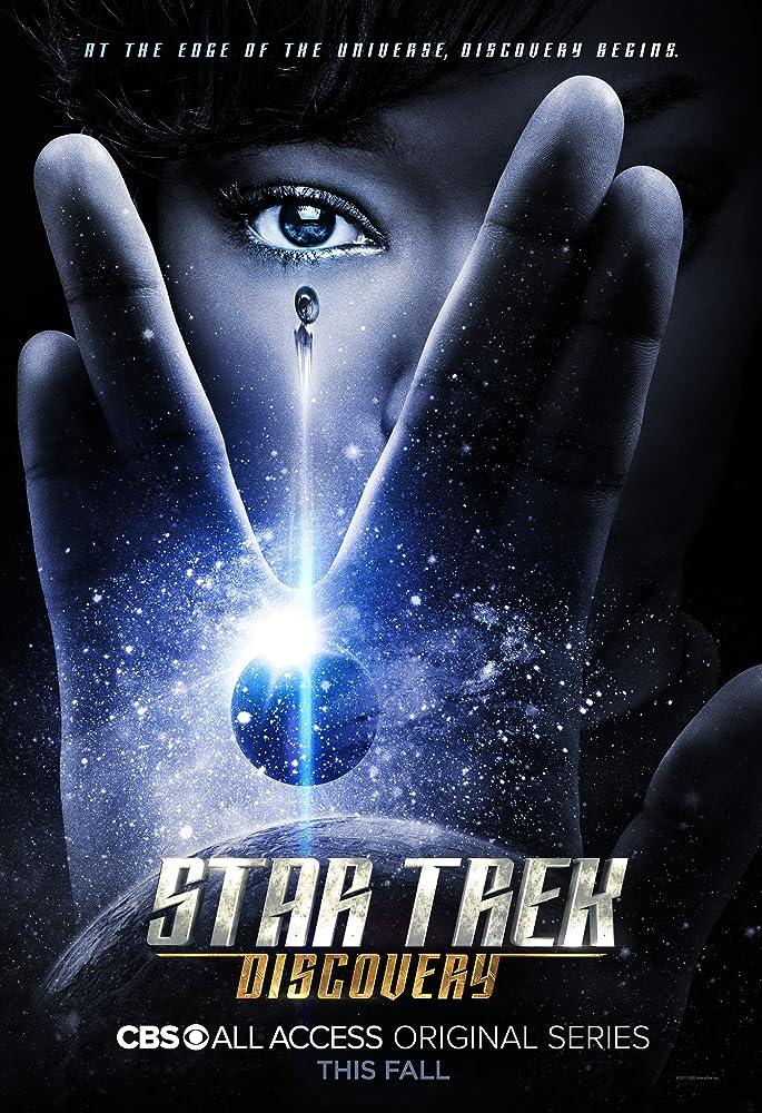 Star Trek Discovery - נטפליקס