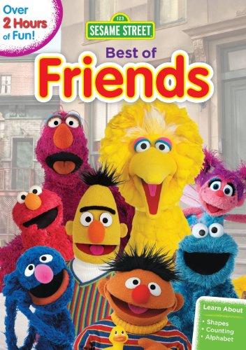 Sesame Street: Best of Friends (2012)