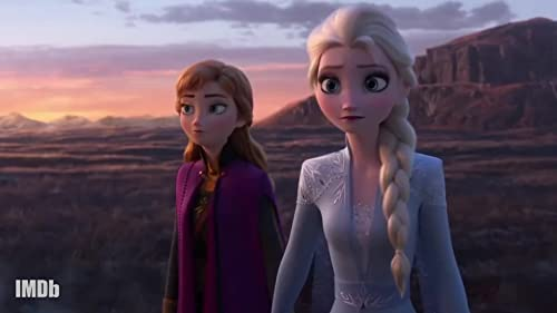 'Frozen II' Champions Anna & Elsa's Perfect Imperfections