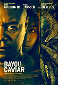 Cuba Gooding Jr. and Lia Marie Johnson in Bayou Caviar (2018)