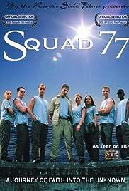 Squad 77 Poster