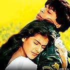 Kajol and Shah Rukh Khan in Dilwale Dulhania Le Jayenge (1995)