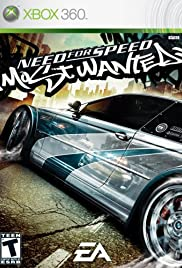 Need for Speed: Most Wanted Poster