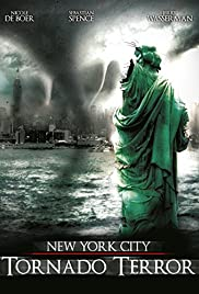 NYC: Tornado Terror Poster
