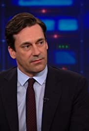 The Daily Show Jon Hamm Tv Episode 2013 Imdb