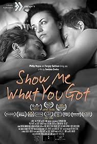 Cristina Rambaldi, Neyssan Falahi, and Mattia Minasi in Show Me What You Got (2019)