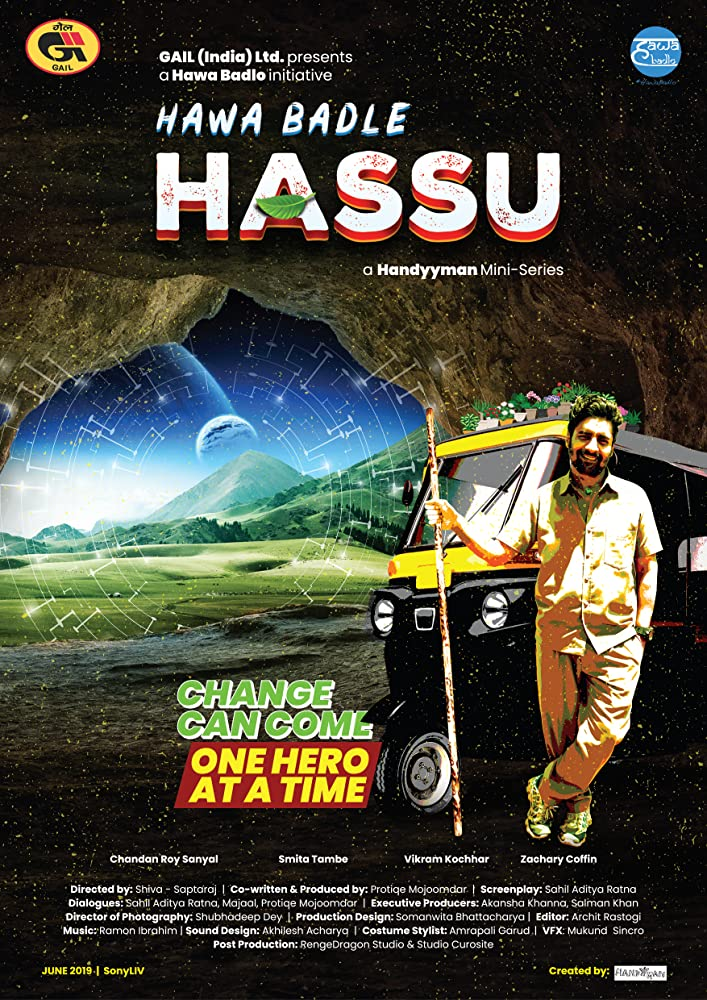 Hawa Badle Hassu (2019) Hindi Complete S1 Web Series 720p WEB-DL 300MB Download