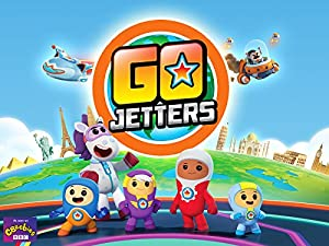 Where to stream Go Jetters