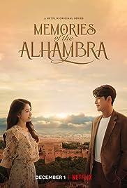Alhambeura Goongjeonui Chooeok Poster