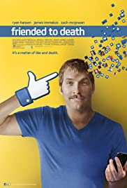 Friended to Death Poster