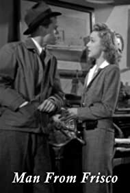 Dan Duryea and Anne Shirley in Man from Frisco (1944)