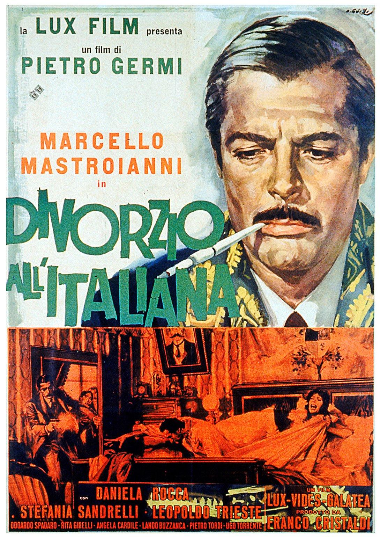 Image result for divorzio all'italiana locandina