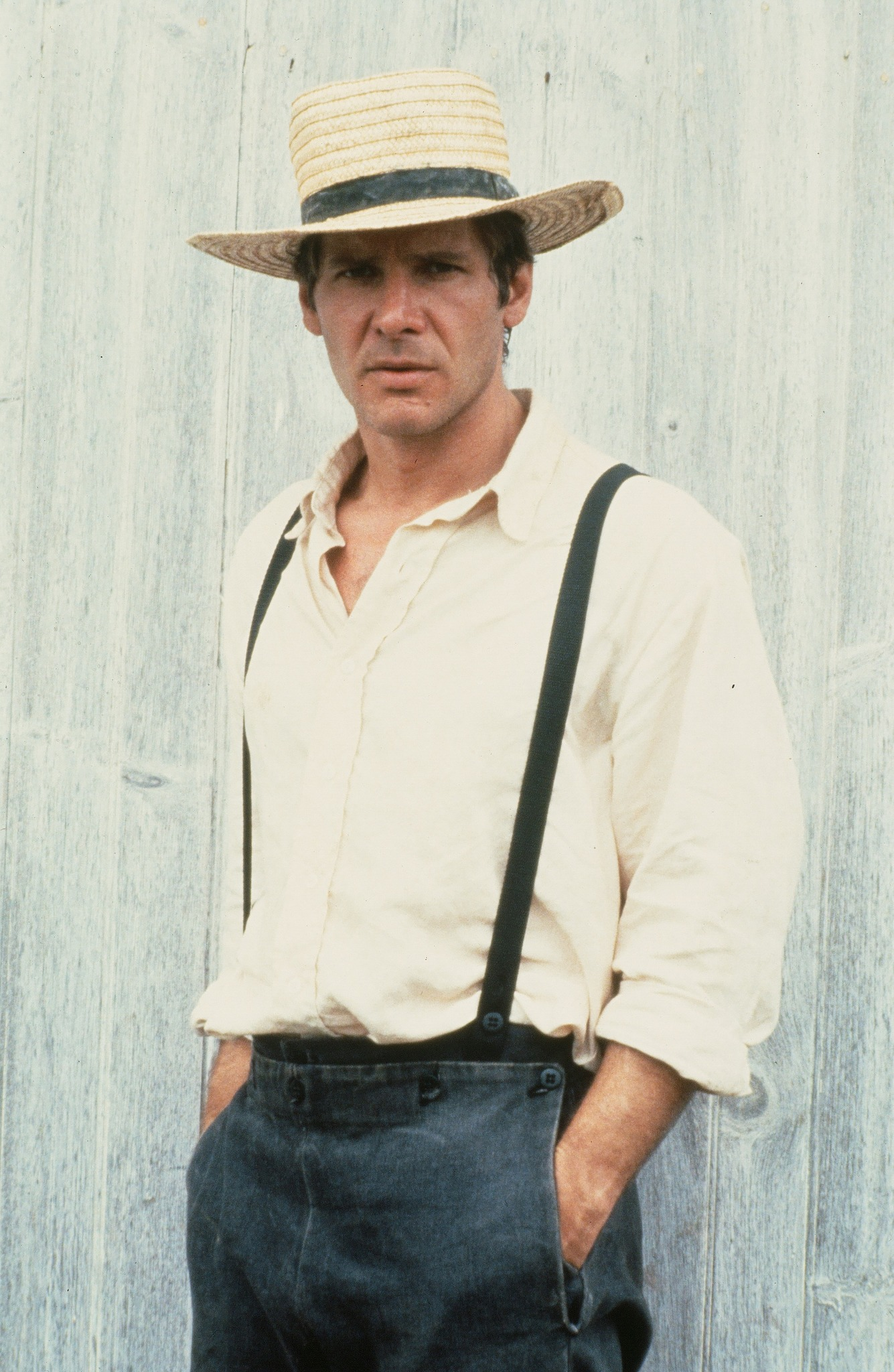 Harrison Ford in Witness (1985)