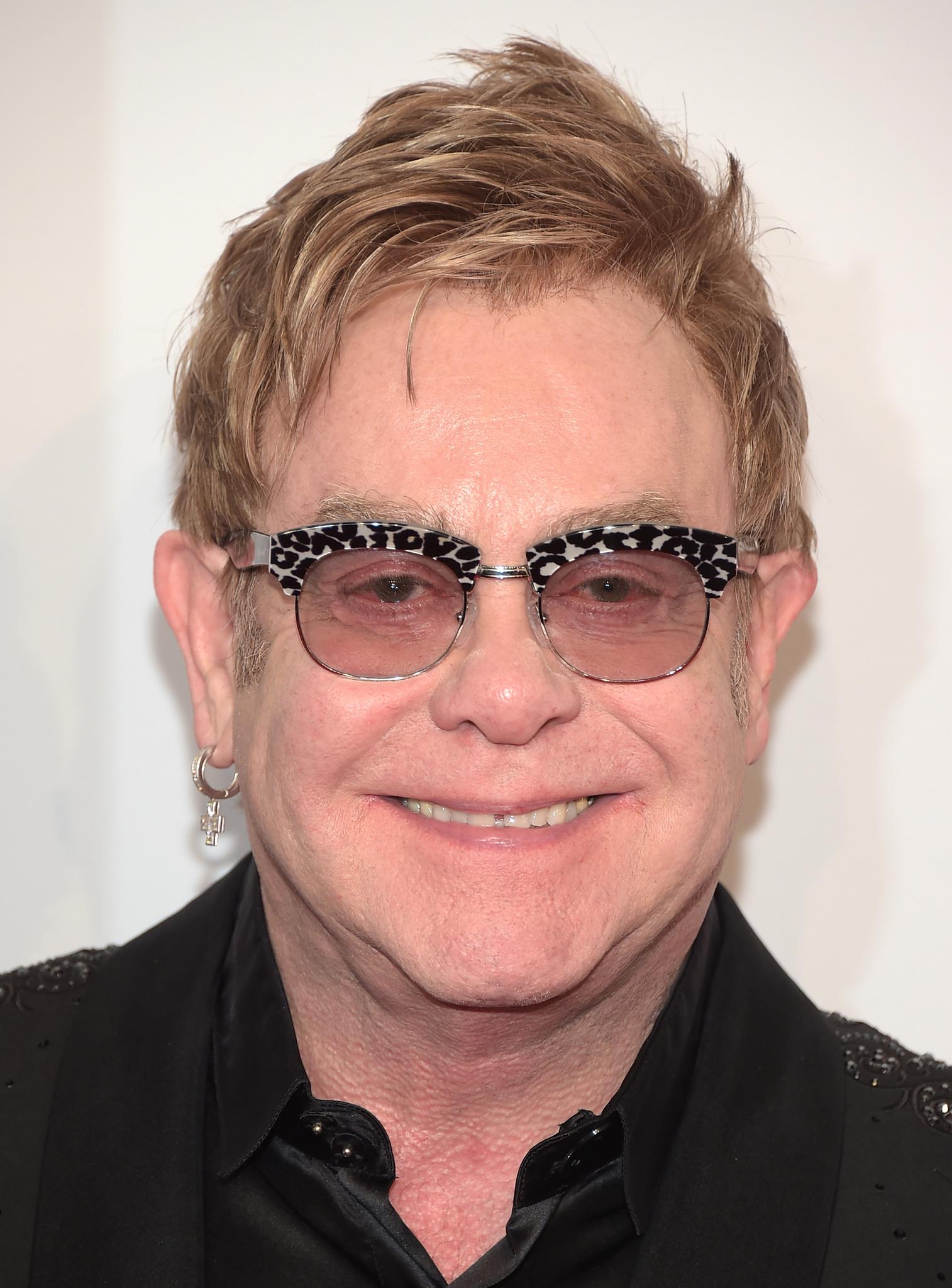 Elton John - IMDb