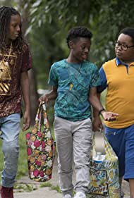 Michael Epps, Alex R. Hibbert, and Shamon Brown Jr. in The Chi (2018)