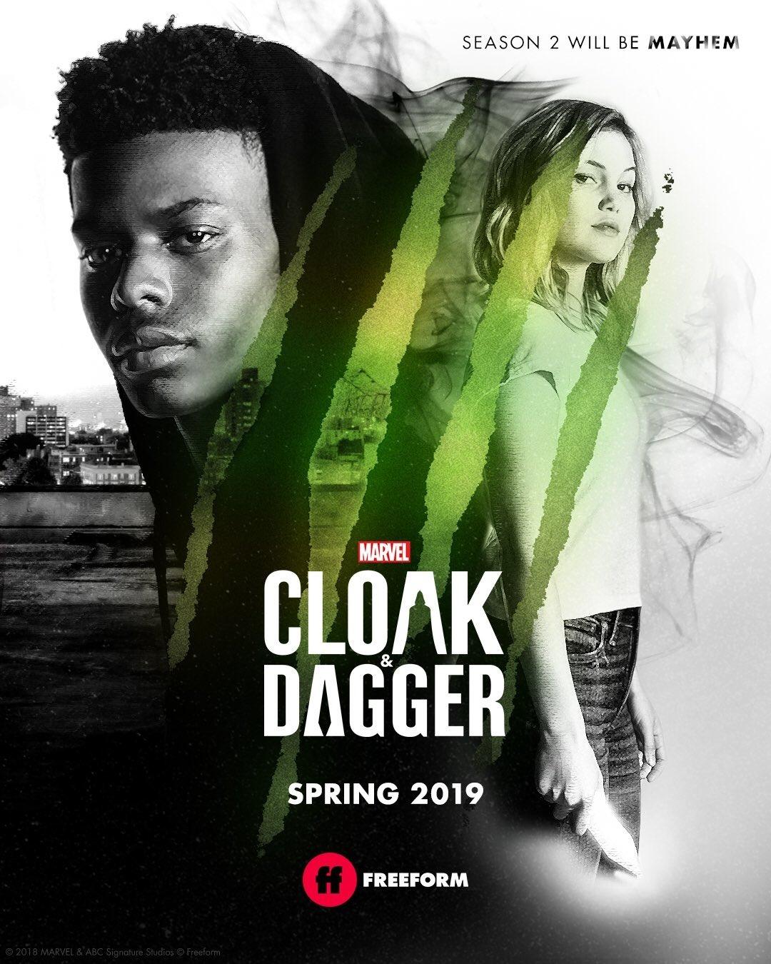 Cloak Dagger Tv Series 2018 Imdb