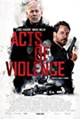 Bruce Willis and Cole Hauser in Acts of Violence (2018)