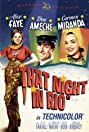 That Night in Rio (1941) Poster