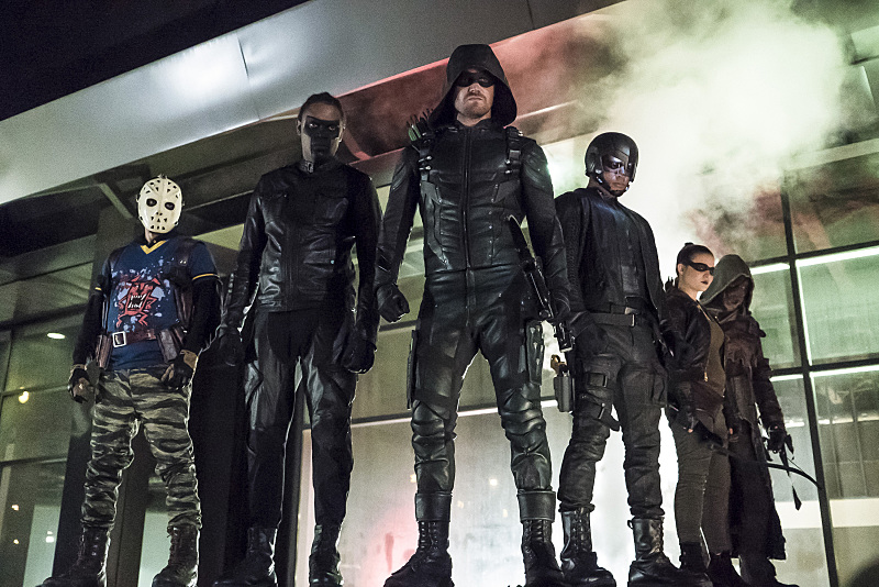 Arrow So It Begins TV Episode 2016