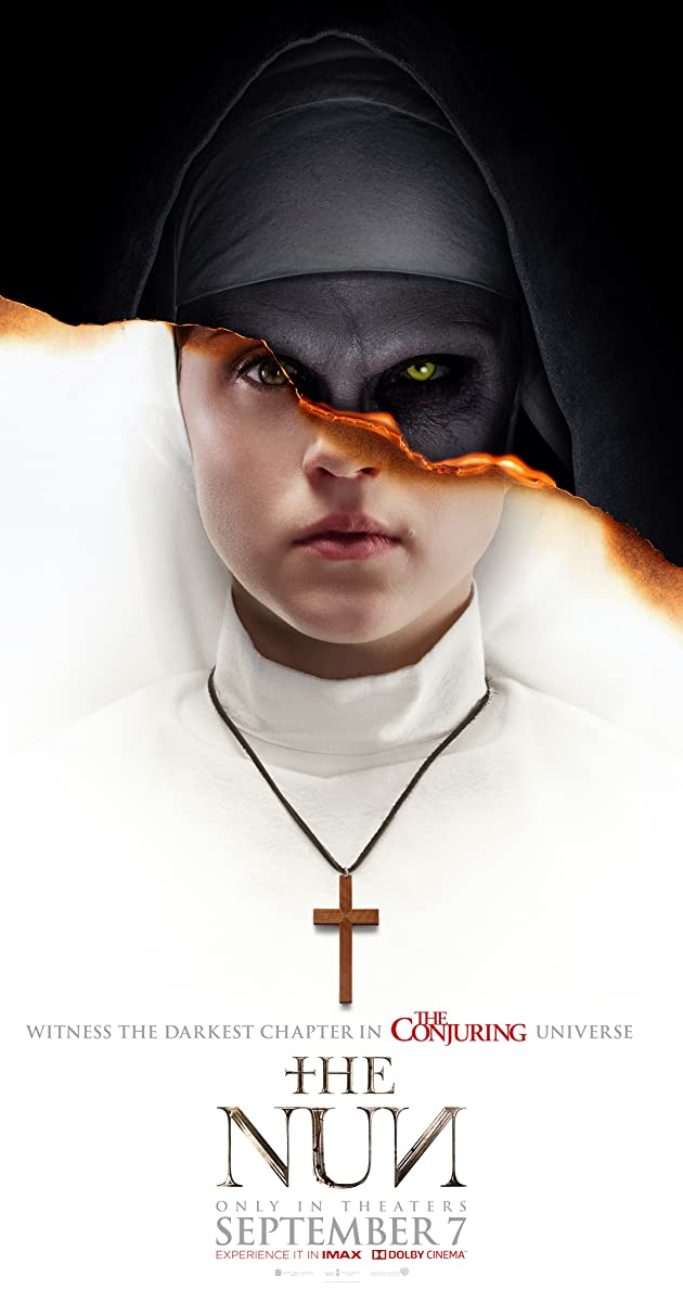 Vienuole / The Nun (2018)