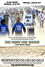 The Fight for Water: A Farm Worker Struggle Poster