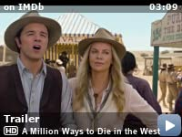 A Million Ways to Die in the West (2014) - IMDb