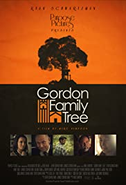 Gordon Family Tree Poster