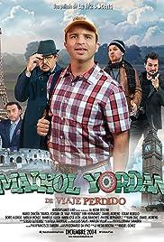 Maikol Yordan Traveling Lost Poster