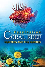 Fascination Coral Reef 3D: Hunters & the Hunted Poster