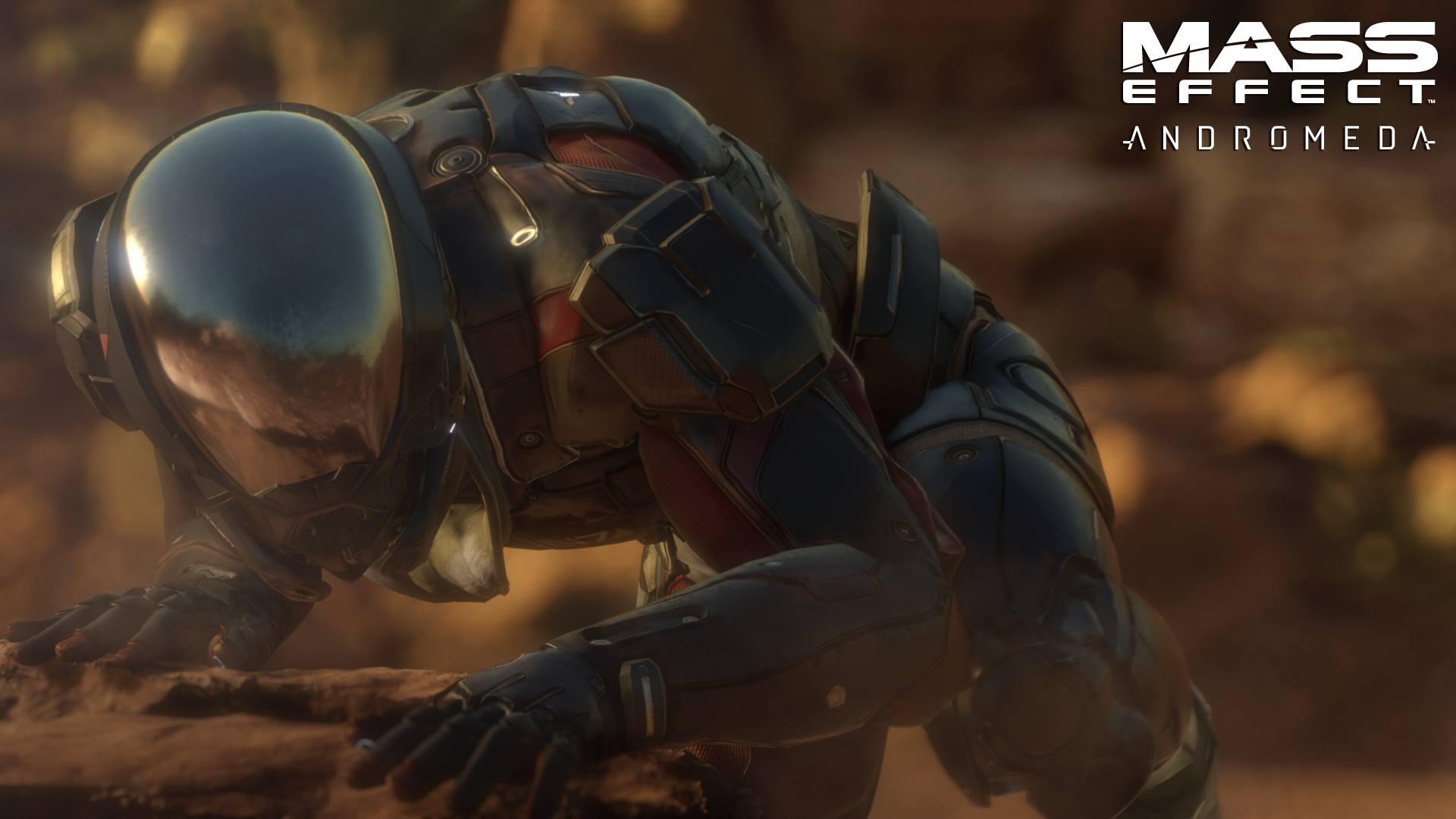 Mass Effect: Andromeda (2017)