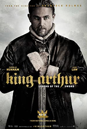 King Arthur: Legend of the Sword Film Poster