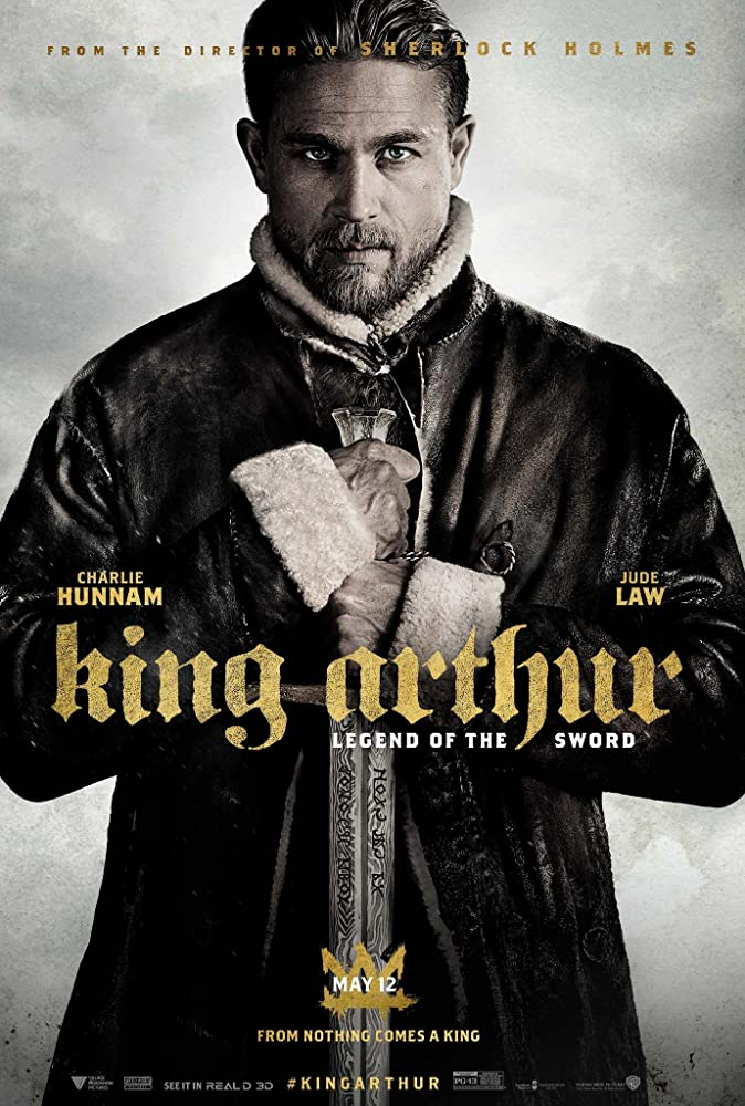 فيلم King Arthur: Legend of the Sword مترجم