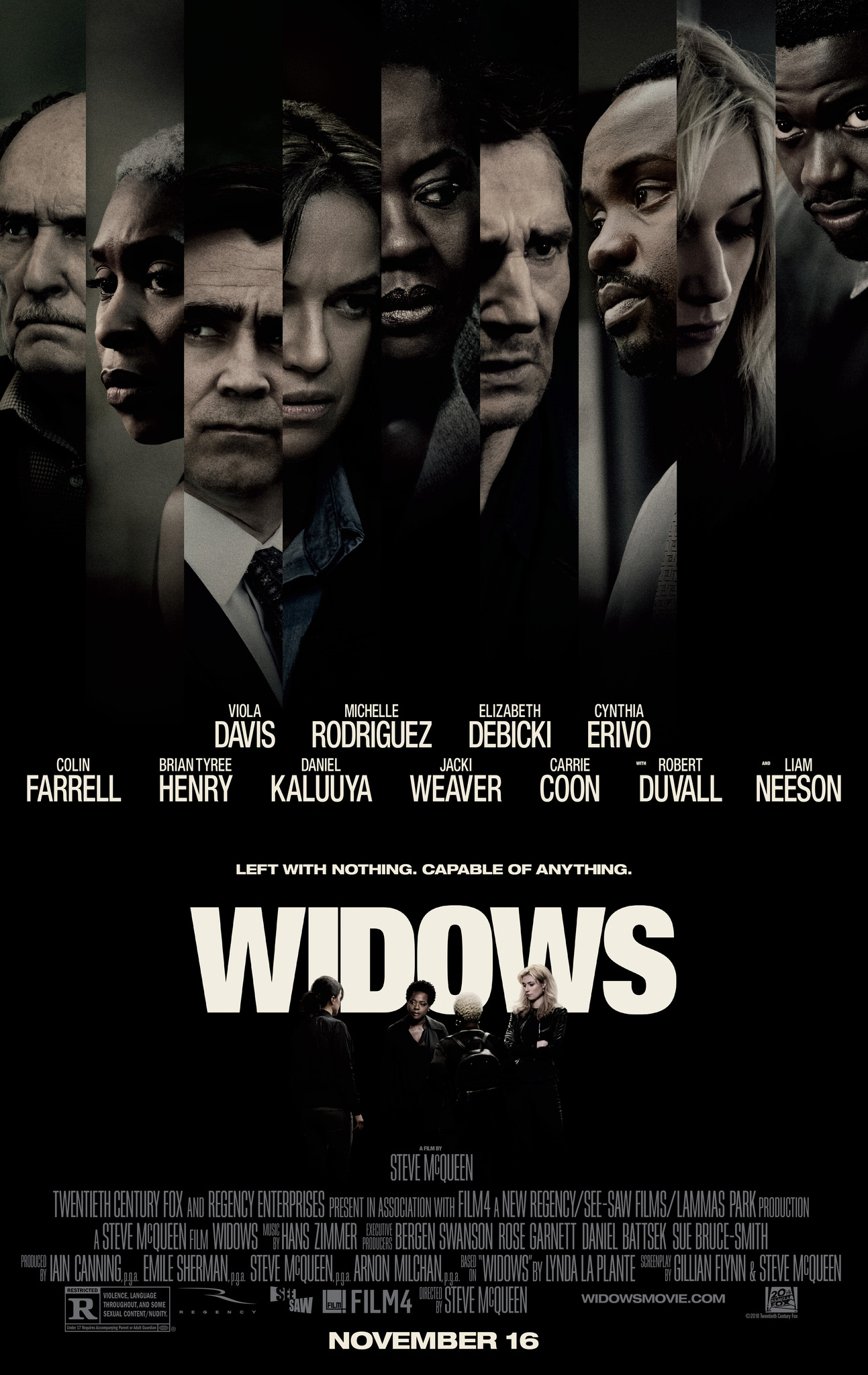 The Wife And The Widow Synopsis
