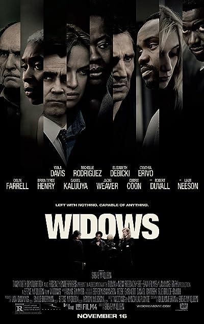 Widows (2018) BluRay 480p, 720p & 1080p