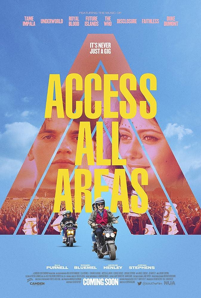 فيلم Access All Areas مترجم