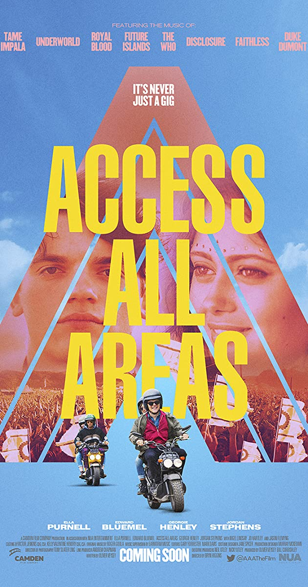 Subtitle of Access All Areas