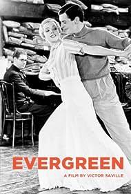 Sonnie Hale and Jessie Matthews in Evergreen (1934)