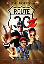 Route 30 Three! Poster