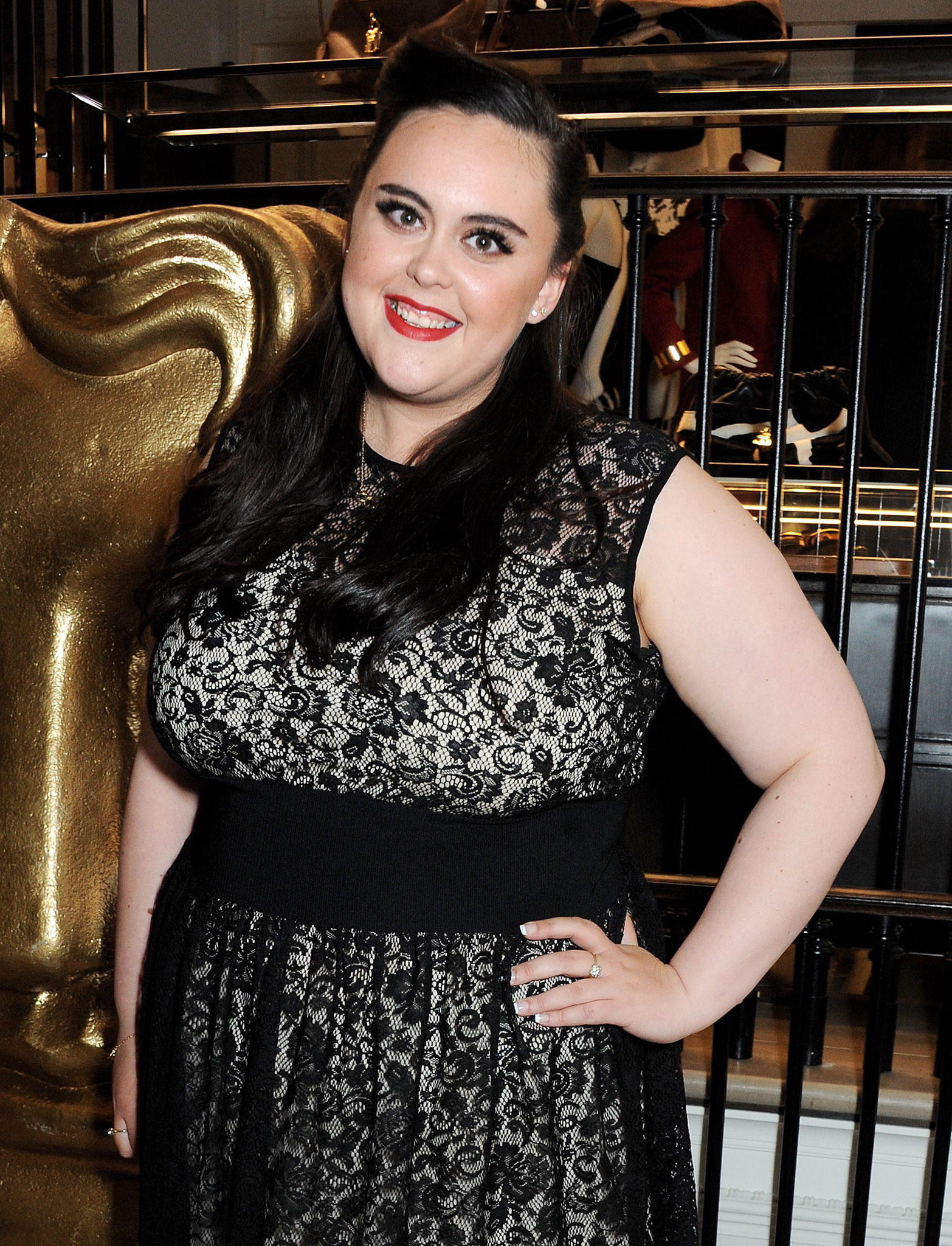 Sharon Rooney Nude Photos 81