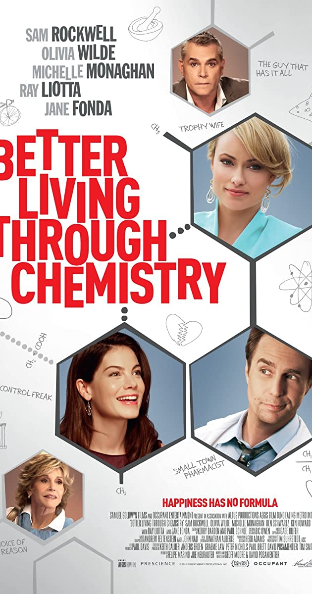 Subtitle of Better Living Through Chemistry