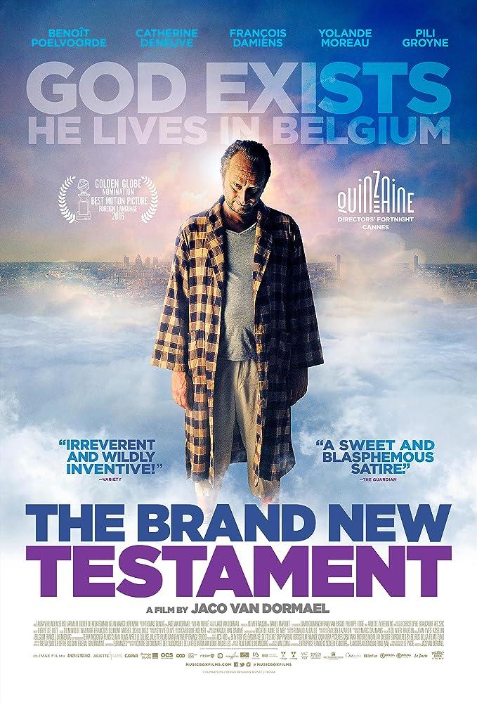 Naujausias testamentas (2015) online