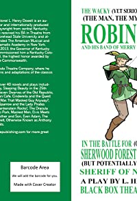 Primary photo for Robin Hood: The Myth, the Man, the Movie