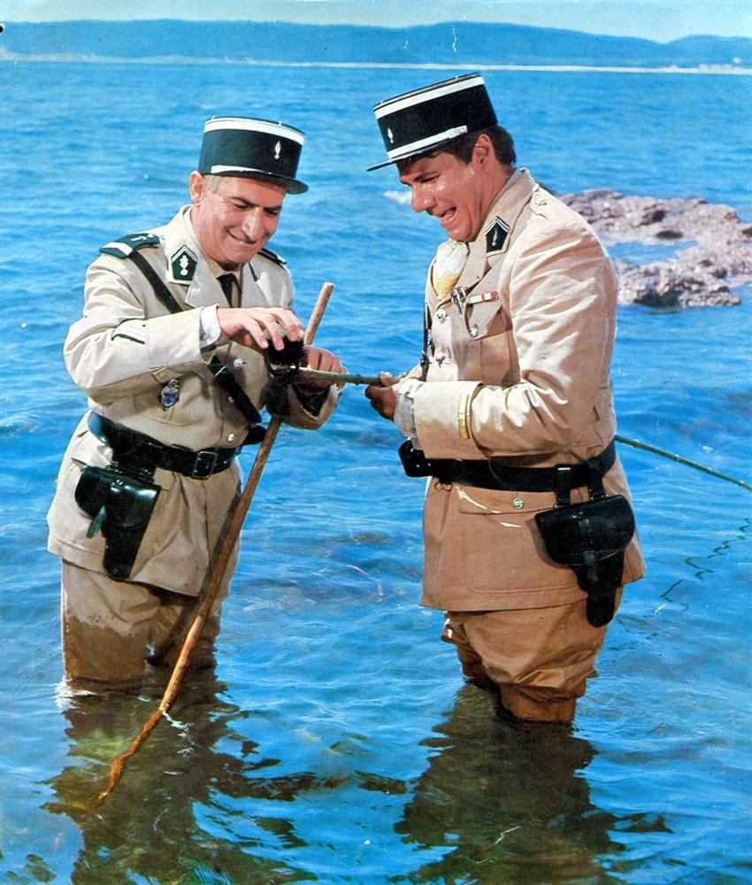 Картинки жандарм из сан тропе