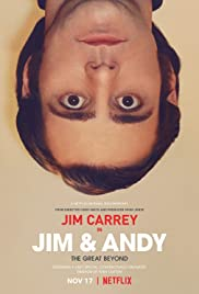 Jim & Andy: The Great Beyond (2017) Poster - Movie Forum, Cast, Reviews