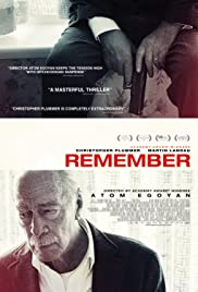 Remember (2015) Poster - Movie Forum, Cast, Reviews
