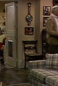 Soleil Moon Frye and George Gaynes in Punky Brewster (1984)