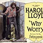 John Aasen and Harold Lloyd in Why Worry? (1923)