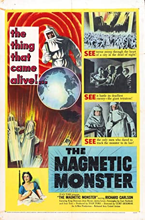 Permalink to Movie The Magnetic Monster (1953)