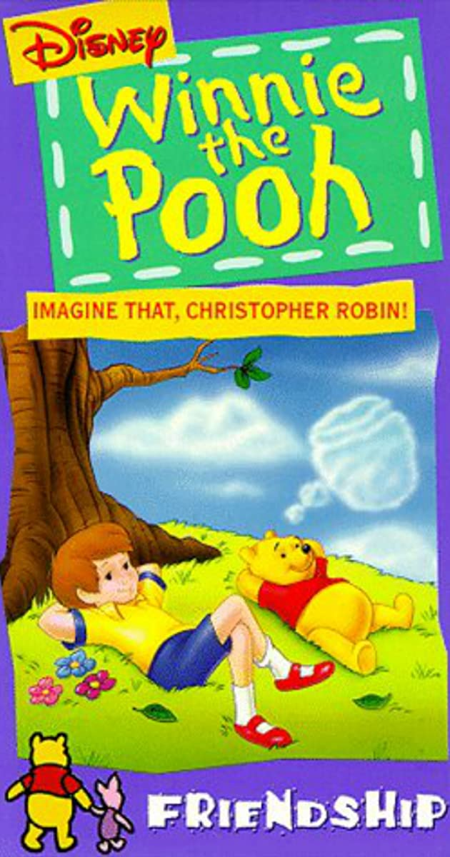 winnie the pooh imagine that christopher robin video. Black Bedroom Furniture Sets. Home Design Ideas